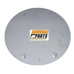 050005018R Pokrywa aluminiowa przekładni używana Schneider