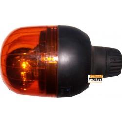53501800 Reflektor obrotowy lampa ostrzegawcza - pomarańczowa DIN NTM