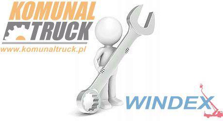 KOMUNAL TRUCK i WINDEX współpraca, serwis, sprzedaż, wynajem