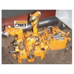 7553-6445R Rozdzielacz hydrauliczny kpl. używany SCHOERLING