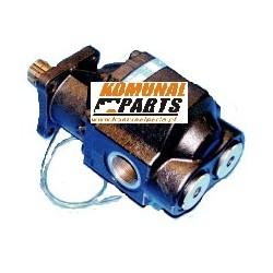 14562015 Pompa hydrauliczna zębata 61 cm3 HYVA 061LBI4HBR